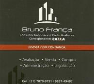 Bruno Franca - Consultor Imobiliário, Perito Avaliador.